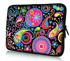 Laptop Ultrabook Sleeve Case Bag Cover For 7-17 inch MacBook HP Dell Acer Lenovo
