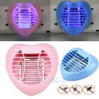 110V Electric Mosquito Fly Bug Insect Zapper Killer With Trap Lamp LED Socket US