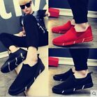 NEW fashion Mens Casual Breathable Sports Sneakers Athletic Flats Shoes