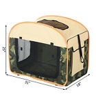 Pet Dog Carrier Portable House Soft Crate Playpen Cat Travel Tote Bag Oxford