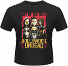 HOLLYWOOD UNDEAD DOTD Faces Day Of The Dead T-SHIRT OFFICIAL MERCHANDISE