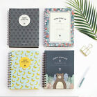 Study Aid Vol.10 Planner Diary Organizer Scheduler Exam Plan School Notebook