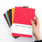 Prism Classic Note 160 Memo Hard Notebook Sketch Study Planner Journal Scrapbook