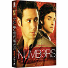 Numb3rs - The Complete Third Season (DVD, 2007, 6-Disc Set, Closed Caption) NEW