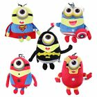 """8"""" The Avengers Hero Despicable Me Minions Plush Soft Stuffed Toy Doll Gifts New"""