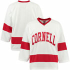 Cornell Big Red Other K1 College Hockey Jersey White