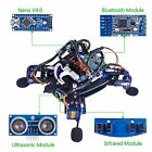 SunFounder Rollflash Bionic Robot Turtle with APP Control for Arduino Nano
