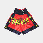 Kick Boxing Shorts Thai shorts, Aust sizing Med, Lge Xlge plus extra pair free