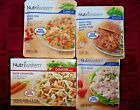 Individual NutriSystem Meals YOUR CHOICE!  Try several! Extended Freshness Dates