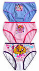 Girls Paw Patrol Briefs New Kids 3 Pack Underwear Skye Everest Pants Age 2-8 Yrs
