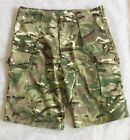 MTP Camouflage Shorts, Multi Terrain Camo, Army Combat, Military Clothing