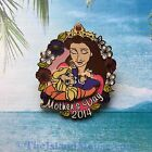 Rare Disney LE Mother's Day 2014 Queen Baby Tangled Rapunzel Pin (US:100413)