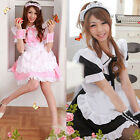 Sweet Girls Lolita Cosplay French Maid Costume Princess Dresses Performance Wear