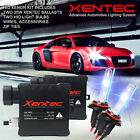 Xentec Xenon Light HID KIT 8000K 8K Light Blue H4 H7 H10 H11 H13 9006 D4S 880 H1 $28.99 USD