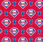 Philadelphia Phillies MLB Tie on  Dog Scarf - Bandana