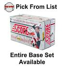 (HCW) 2011-12 Panini Score Glossy 251-500 NHL Hockey Cards - You Pick From List $0.75 USD on eBay