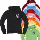NY Yankees embroidered Light Cotton Hooded Long sleeve tshirt Hoodie Hoody Top