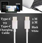 1M/2M USB-C USB 3.1 to Type C Data Sync Charging Cable For Google Pixel/ XL Lot