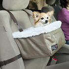 Small Dog Pet Lookout Booster Car Safety Seat Carrier