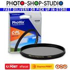 Phottix CPL PMC Polarising Camera Lens Filter Schott Glass 14 Layer Free Postage