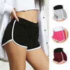 NEW Fashion Pants Women Sports Shorts Gym Workout Running Althetic Yoga Shorts