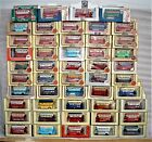 LLEDO DIECAST DG & LP15 MODELS 1932 AEC DOUBLE DECK BUS - CHOOSE FROM LIST