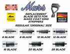 REPLACEMENT BLADE SETS FOR MARS COAT KING STRIPPER RAKE RAZOR Stripping Tool