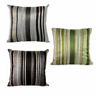 Siren Stripe 45x45 cm Sofa Bedroom Lounge Cushion by Impressions