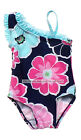 CIRCO* Baby Girl FLORAL BLUE+PINK Swimsuit UV Protection UPF 50+ *YOU CHOOSE*
