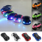 3D Wireless 2.4GHz Optical Mouse Mice 3D Car Shape+ USB Receiver For PC Laptop @