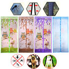 Magic Curtain Door Mesh Magnetic HandsFree Fly Mosquito Bug Insect Screen Closer
