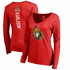 Ottawa Senators Fanatics Branded Fb Women's Backer N&N T-Shirt