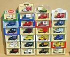 LLEDO DIECAST MODELS 1928 CHEVROLET BOX VAN  CHOOSE FROM LIST LOT 7