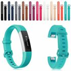 Sport Replacement Strap Silicone Watch Bracelets Strap Bands For Fitbit Alta HR