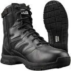 "Original S.W.A.T. Force 8"" Side Zip Men's Tactical Swat Duty Boots 155201"
