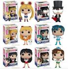 Funko POP Animation Sailor Moon vinyl figure. Despatched from UK. New and boxed.