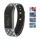 RBX TR1 Bluetooth Activity Fitness Tracker and Sleep Monitor Watch w/ Pedometer