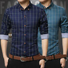Men's Blouse Fashion Shirt hombres Camisa Hombres Ropa New shirt