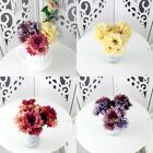 7 Heads Artificial Gerbera Daisy Flowers Heads Wedding Party Home Decoration NEW