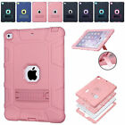 3in1 Stents Shockproof Defensive Protect Stand Case for iPad 9.7 2017 Released