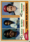1981 Topps Baseball Cards Pick 1-415