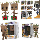 Various Types Funko POP Marvel Guardians of the Galaxy Groot Vinyl Figure Toy