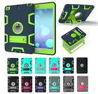Shockproof Defensive Heavy Hybrid Protector Case Cover for iPad 9.7 2017 Release