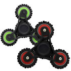 Gear Linkage Tri Spinner Finger Gyro ADHD EDC Desk Focus Kids Adult Toy Pretty