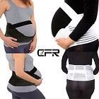 UK MATERNITY PREGNANCY BELT LUMBAR BACK SUPPORT BRACE BELLY BUMP STRAP PLUS SIZE