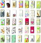 2 packs of Paper Pocket Novelty picture animal Tissues many designs stocking