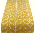 TABLE RUNNERS orla made in LINEAR STEM dandelion yellow mustard  runner kiely