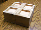 Bed Lifters / Bed Risers - Set Of Four Douglas Fir Solid Core