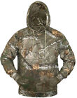 GENTS REAL OAK TREE CAMO HOODY Warm brushed cotton inner Mens hooded hunting top