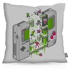 8-Bit Game Kissen Kissenhülle Outdoor Indoor pixel boy mario zelda gamer konsole